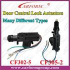 High quality central locking system car door lock actuator