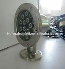 Hot sale 15w led underwater light 110v/12v
