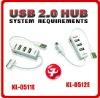 hot sale 4 port USB HUB