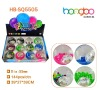colored beads led water ball/high bouncing ball