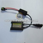 High quality and competitive price 12V 35/55W Standard HID slim xenon Ballast with CE,E-mark certificate
