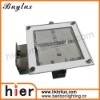Aluminium/ Iron Horizontal Square Recessed Downlight(AUID-2704)