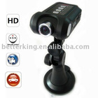 HD720P Car Recorder with Remote control + AV out