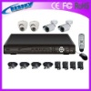 Standalone 4CH DVR camera kit