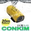 CONKIM Extreme Sport Action Camera HD 720P LED Auto Light