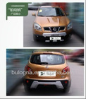 Accessories for cars NISSAN QASHQAI 2008- 2012 front and rear bumper guard
