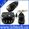Cool design Mini USB Interface Audio guitar Link Cable Guitar to PC MAC