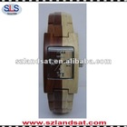 Customerized wooden watches, any wood and any size wooden watch BW52