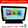 7 Inch Gps Navigation System with Full Function