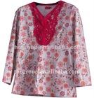 100%cotton printed Pajama ZZH281