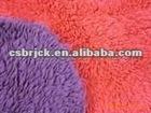 260gsm plush toy fabric