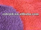 260gsm plush toy fabric