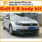 PU RG Style Golf 6 /Golf VI/Golf MK6 body kit /body styling for VW