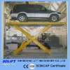 scissor car parking system with 3500kgs
