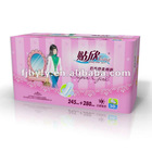 Bestselling, ultra-thin, new type sanitary pads