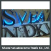 changed color back lit advertising led letter sign