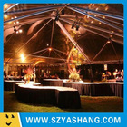 decorating party tents