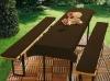beer bench cushion pad / BEERBANK HUSSEN / outdoor bench cushion pad