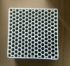 Ceramic honeycomb for heat storage