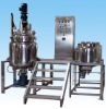 Cosmetic Machine:JR series Vacuum Homogenizing Emulsifying Machine