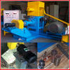New functional full automatic floating fish feed pellet machine