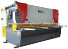 European Type Hydraulic Guillotine Shear Machine with Variable Rake