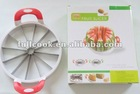 Melon Slicer, Slices 12 even slices, Great for Cantalope,&Honeydew Melons