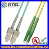 SC/LC Duplex Fiber Optic Patch Cords