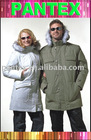 down coat /down garment overcoat PCL-7002 PCM-7002