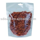 Dried mealworm of Fish food