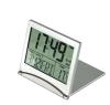 LCD calendar clock