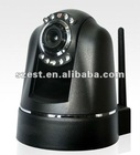 H.264 IP camera with micro sd card