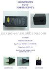 AC adapter input 100-240VAC output12VDC 2A