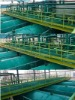 dash-proof frp handrail for chemical factory