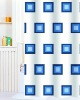 Bright Shower Curtain (HSP-1565)