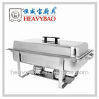 Economy food warmer Chafer Stainless steel Chafing Dish