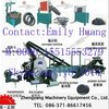 high output machine recycled tire