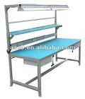 Multifunctional industrial workbench