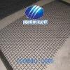 Vibrating sieving mesh