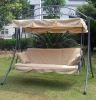 garden cast iron swing 204