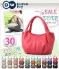 2012 Most fashion ladies handbag PU handbag