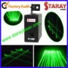 green fat beam laser curtain