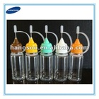 plastic bottle for e cigarette needle bottle 10ml transparent