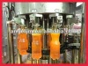 Small capacity PET bottle juice filling capping machine