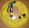 pvc high pressure korea yellow spray hose