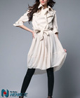 clothing fashion woman clothes latest coat designs for women dress coat trench coat korea winter coats women coat model T201389