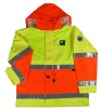 Hi-visiblilty Parka (Jacket) Ambulance Uniform Workwear