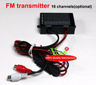 FM Radio Transmitter FM Stereo Midulator for Car Radio