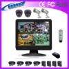 Standalone dvr system with outdoor/indoor camera