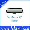 new arrivel car gps ,hide in rearview mirror ,Voice surveillance & SOS feature car GPS system Lurker(SD)